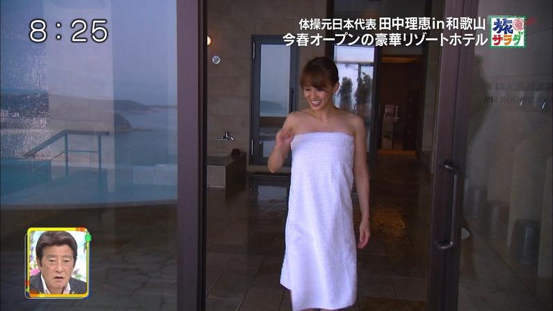 【温泉キャプ画像】美人タレントが入浴してる所見てるだけでもムラムラしてこないか?w 11