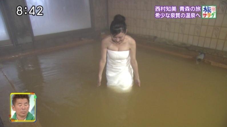 【温泉キャプ画像】美人タレントが入浴してる所見てるだけでもムラムラしてこないか?w 16
