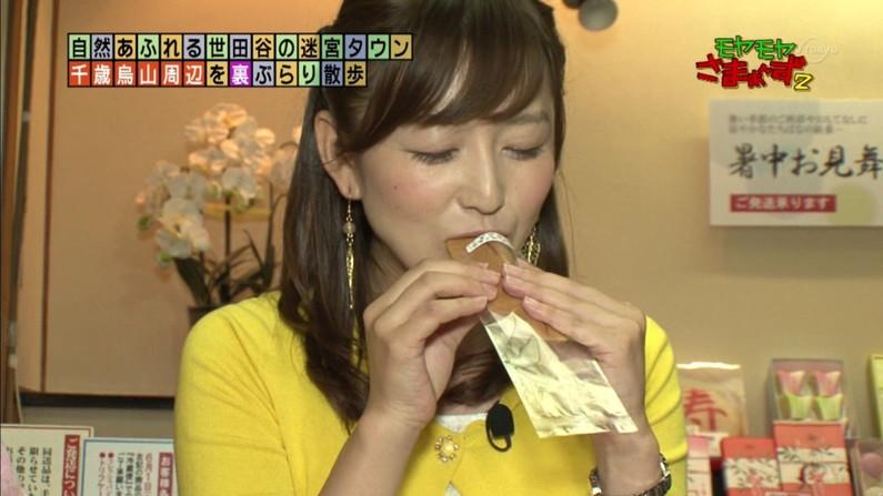 【疑似フェラキャプ画像】食べてるものがチ〇コに見えてきちゃうタレント達の食レポw