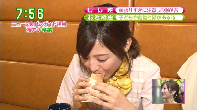 【疑似フェラキャプ画像】食べてるものがチ〇コに見えてきちゃうタレント達の食レポw 23