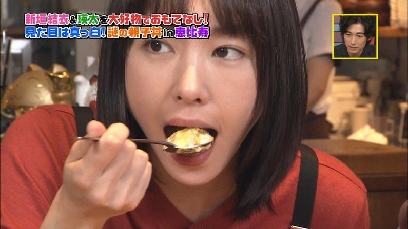 【疑似フェラキャプ画像】糞エロい顔してタレント達が食レポしてるから何だかムラムラしてきちゃうよw 04