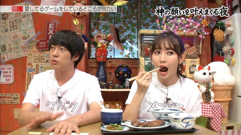【疑似フェラキャプ画像】エロい顔して食レポするタレント達がフェラしてるようにしか見えないw 15
