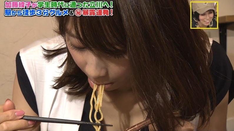 【疑似フェラキャプ画像】フェラしてる時の顔にそっくりな顔して食レポする女子アナ達w 20