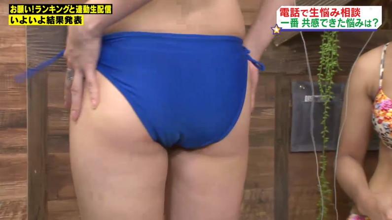 【お尻キャプ画像】タレント達の水着が食い込んだぶりぶりなお尻がエロすぎww 20