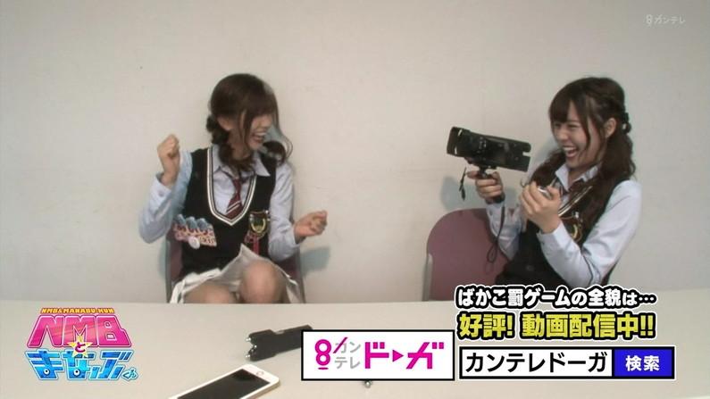 【パンチラキャプ画像】一瞬の気の緩みからカメラにパンチラ撮られちゃったタレント達w 10