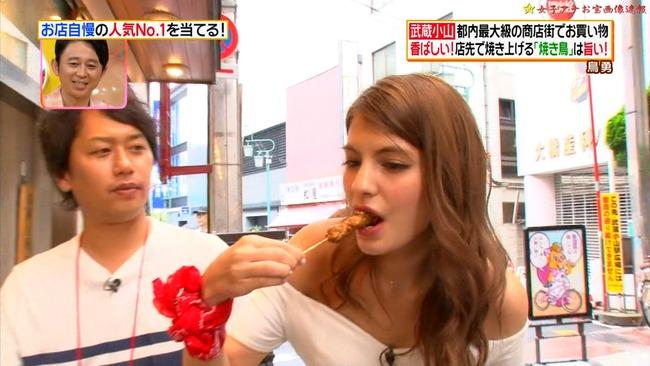 【疑似フェラキャプ画像】食レポの時そんなやらしい顔して一体何考えてるんでしょうね?ww 14