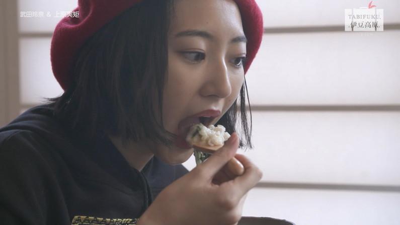 【疑似フェラキャプ画像】食レポの時そんなやらしい顔して一体何考えてるんでしょうね?ww 15