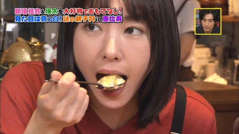 【疑似フェラキャプ画像】食レポの時そんなやらしい顔して一体何考えてるんでしょうね?ww 24