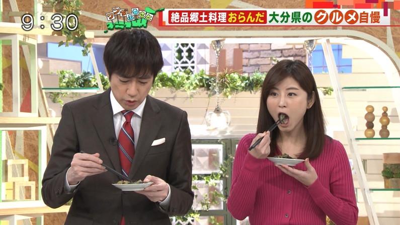 【疑似フェラキャプ画像】食レポしてるだけなんだけど卑猥な顔にしか見えないタレント達の表情w 24