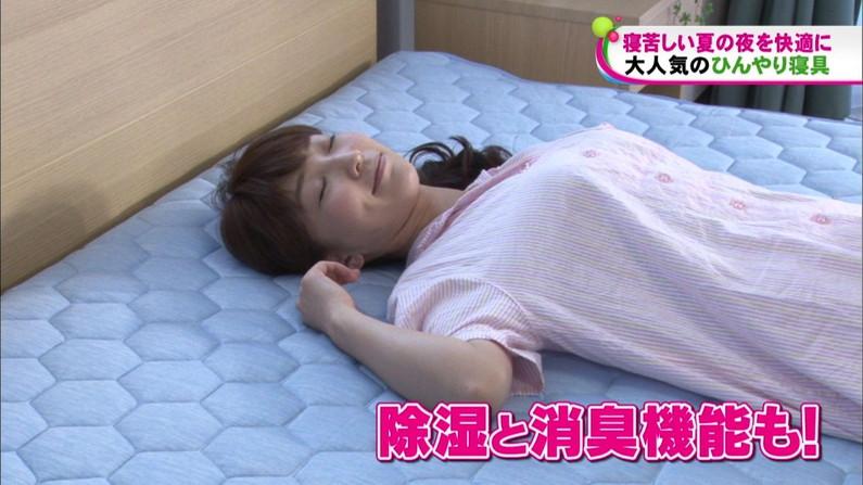 【寝顔キャプ画像】美人タレント達の無防備な寝顔がエロすぎww 01