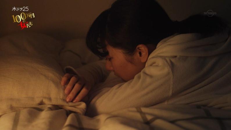 【寝顔キャプ画像】美人タレント達の無防備な寝顔がエロすぎww 18