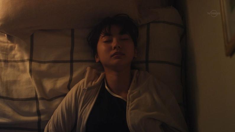 【寝顔キャプ画像】美人タレント達の無防備な寝顔がエロすぎww 23