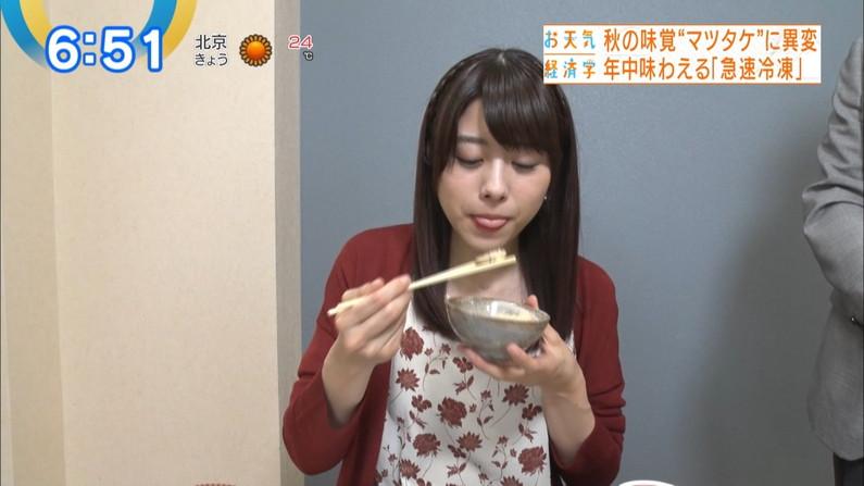 【疑似フェラキャプ画像】食レポの時必ずと言っていいほどフェラ顔になっちゃうタレント達w 01