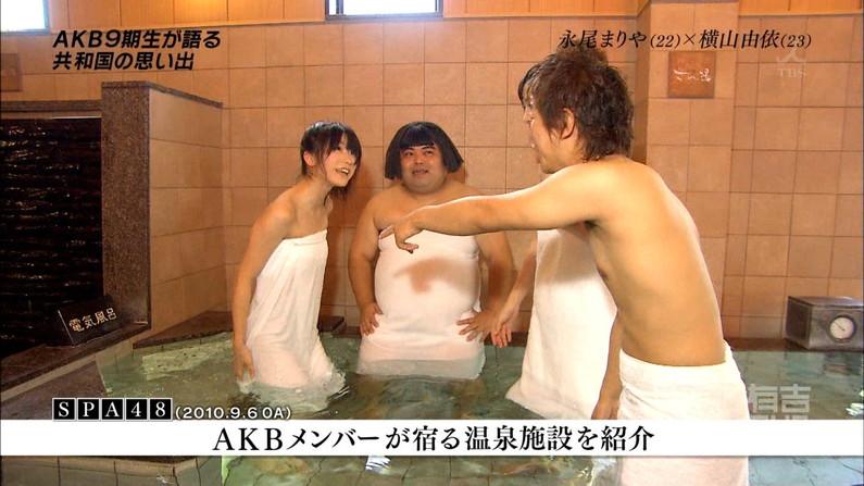 【温泉キャプ画像】やっぱり美人タレント達の入浴姿はいつ見てもエロいなww 08