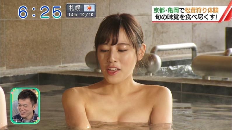 【温泉キャプ画像】やっぱり美人タレント達の入浴姿はいつ見てもエロいなww 10