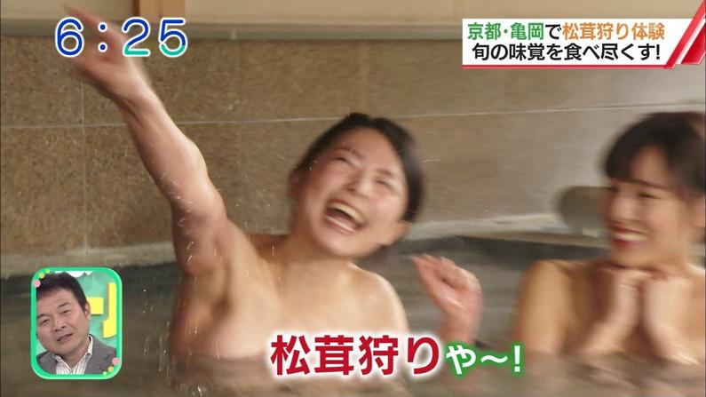 【温泉キャプ画像】やっぱり美人タレント達の入浴姿はいつ見てもエロいなww 13