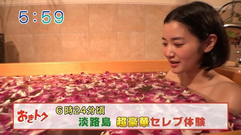 【温泉キャプ画像】やっぱり美人タレント達の入浴姿はいつ見てもエロいなww 24