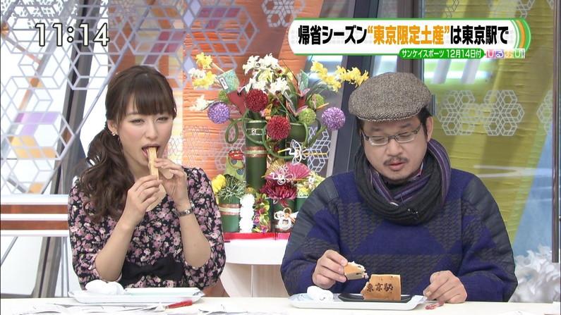 【疑似フェラキャプ画像】なぜいつもそんなやらしい顔して食レポしてるんでしょうね?w