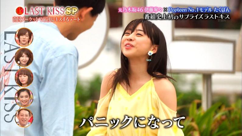 【キスキャプ画像】こんな可愛い顔でキス迫られたらタマランでしょww 19