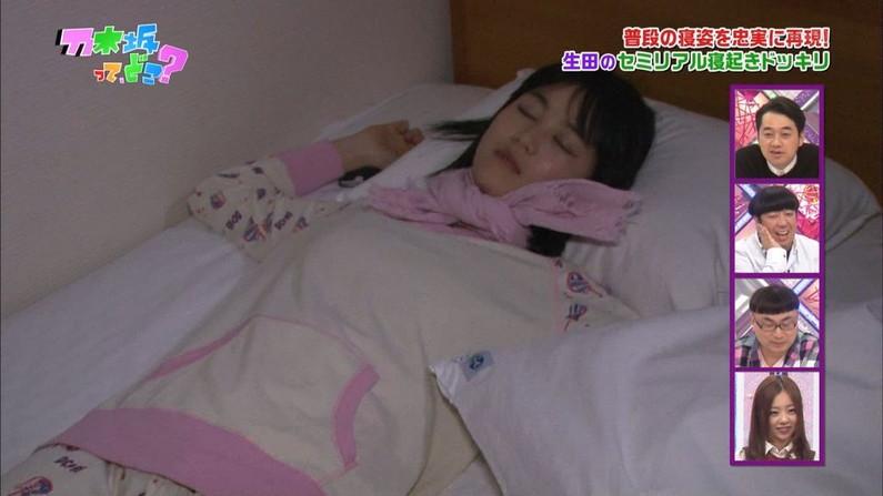 【寝顔キャプ画像】こんな美女達の無防備な寝顔見てるとムラムラしてこないか?w