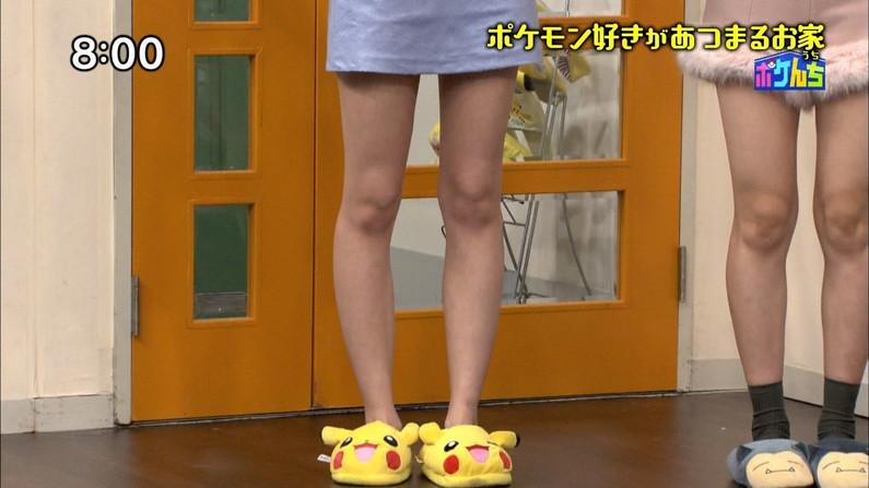 【太ももキャプ画像】タレント達のテレビで披露したムチムチとしたエロくて綺麗な太もも!! 08