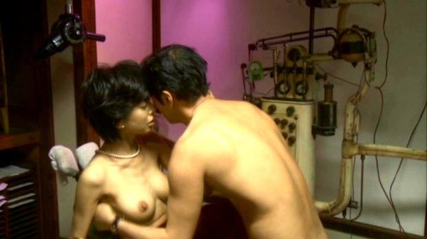 【濡れ場キャプ画像】乳首もさらけ出して演じる女優たちの濡れ場がエロすぎるw 12