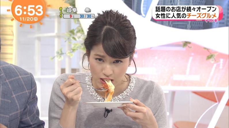 【疑似フェラキャプ画像】タレント達が食レポしてるんだけど口元がエロすぎるww 12