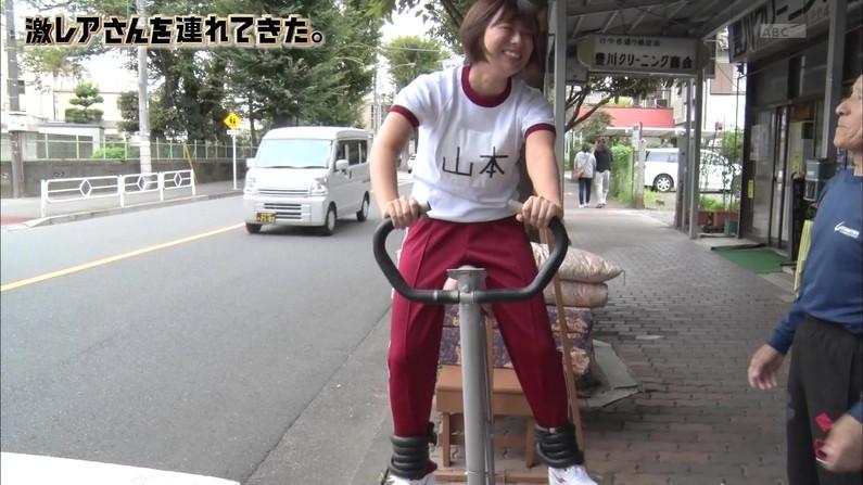 【イキ顔キャプ画像】テレビ放送中に感じちゃってるタレント達w 16