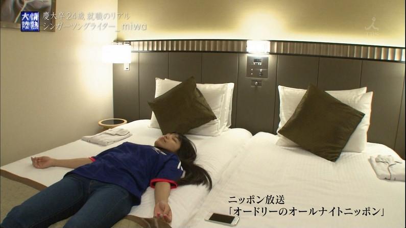 【寝顔キャプ画像】テレビで無防備な寝顔晒されちゃったタレント達w