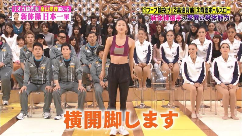【へそキャプ画像】テレビに映ったタレント達のセクシーボディーww 06