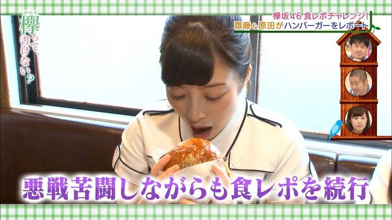 【疑似フェラキャプ画像】食レポしてるタレント達の顔がエロくてムラムラしてくるんだがw 05