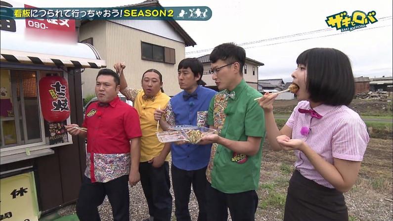 【疑似フェラキャプ画像】食レポしてるタレント達の顔がエロくてムラムラしてくるんだがw 08