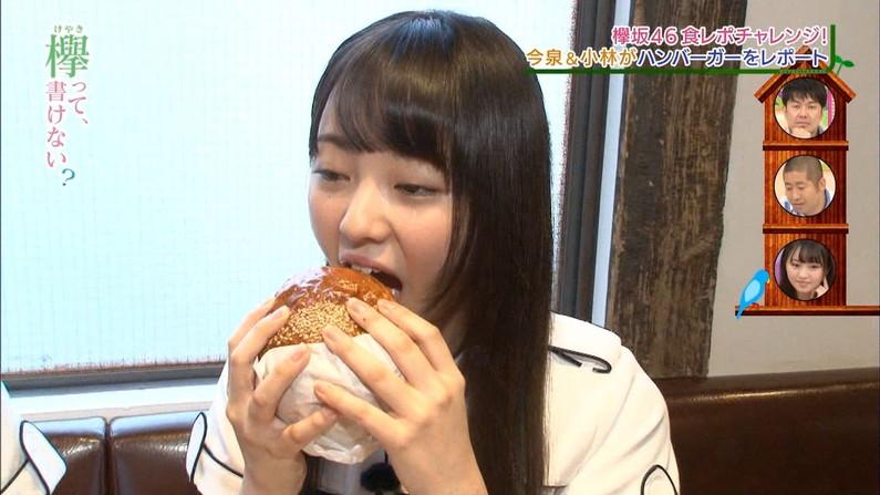 【疑似フェラキャプ画像】食レポしてるタレント達の顔がエロくてムラムラしてくるんだがw 20
