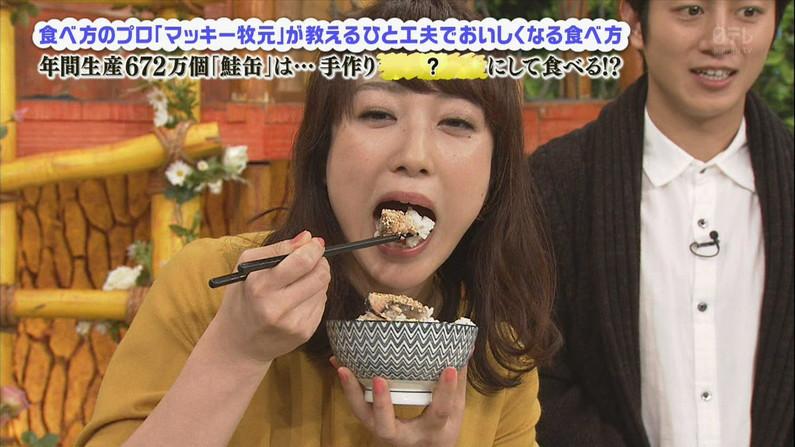 【疑似フェラキャプ画像】このタレント達はなんてやらしい顔しながら食レポしてるんだww 09