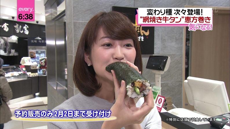 【疑似フェラキャプ画像】このタレント達はなんてやらしい顔しながら食レポしてるんだww 23