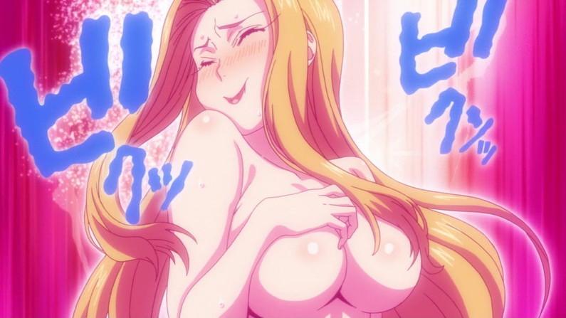 【アニメエロシーンキャプ画像】あの頃のアニメは普通にオッパイ出しててよかったなぁww