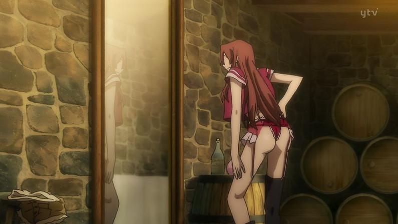 【アニメエロシーンキャプ画像】あの頃のアニメは普通にオッパイ出しててよかったなぁww 01