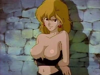 【アニメエロシーンキャプ画像】あの頃のアニメは普通にオッパイ出しててよかったなぁww 24