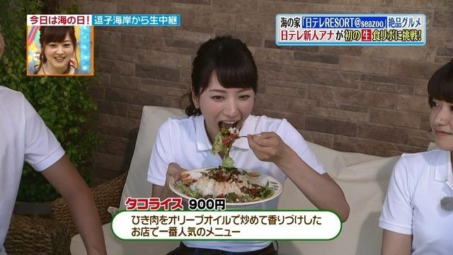 【疑似フェラキャプ画像】食レポするタレントさん達の顔がやっぱりフェラ顔にしか見えないw 09