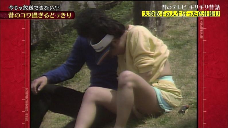 【太ももキャプ画像】やっぱりタレントさんの太ももってムチムチしてていい脚してますよねw 04