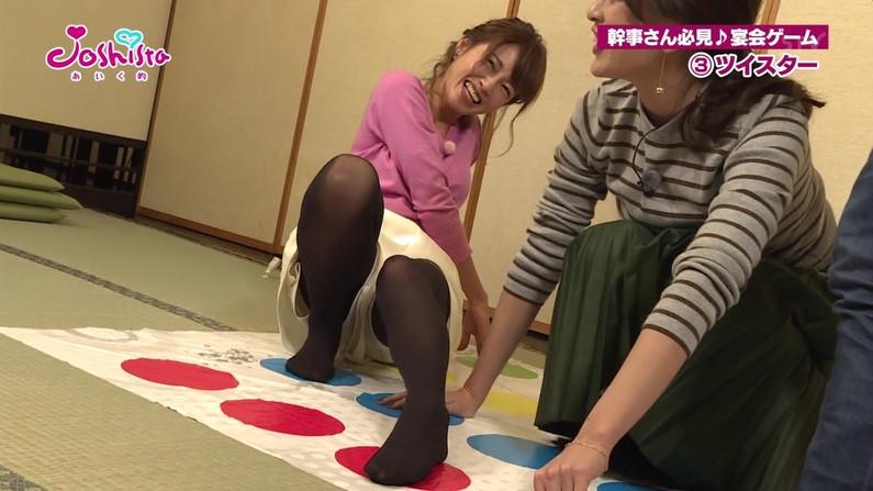 【太ももキャプ画像】やっぱりタレントさんの太ももってムチムチしてていい脚してますよねw 09