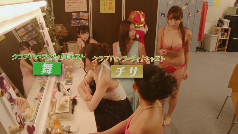 【下着キャプ画像】テレビで大胆にも下着姿を披露した女達ww 08