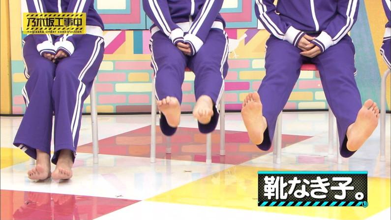 【足裏キャプ画像】以外に見れないタレントさん達の綺麗な足の裏に興奮しない?w 21