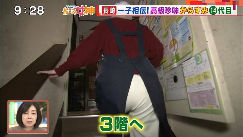 【お尻キャプ画像】タレント達のピタパン履いたぶりぶりなお尻がエロすぎw 05