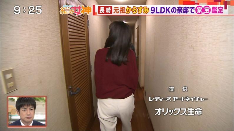 【お尻キャプ画像】タレント達のピタパン履いたぶりぶりなお尻がエロすぎw 23