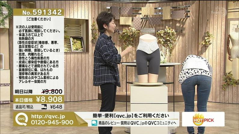 【お尻キャプ画像】タレント達のピタパン履いたぶりぶりなお尻がエロすぎw 24