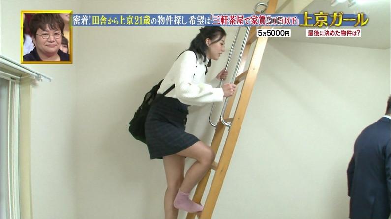 【太ももキャプ画像】タレントさん達のパンスト履いた太もももいいけど生足も捨てがたいよなw 12