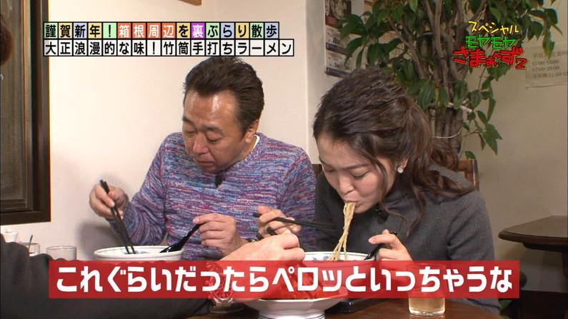 【疑似フェラキャプ画像】フェラしてる顔も食レポしてる時も同じ顔になっちゃうタレント達w 24