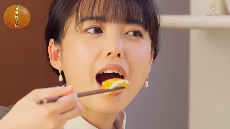 【疑似フェラキャプ画像】そんなエロい顔しながら食レポされても変な妄想しかできないよw 07