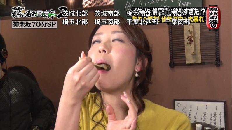 【疑似フェラキャプ画像】そんなエロい顔しながら食レポされても変な妄想しかできないよw 10